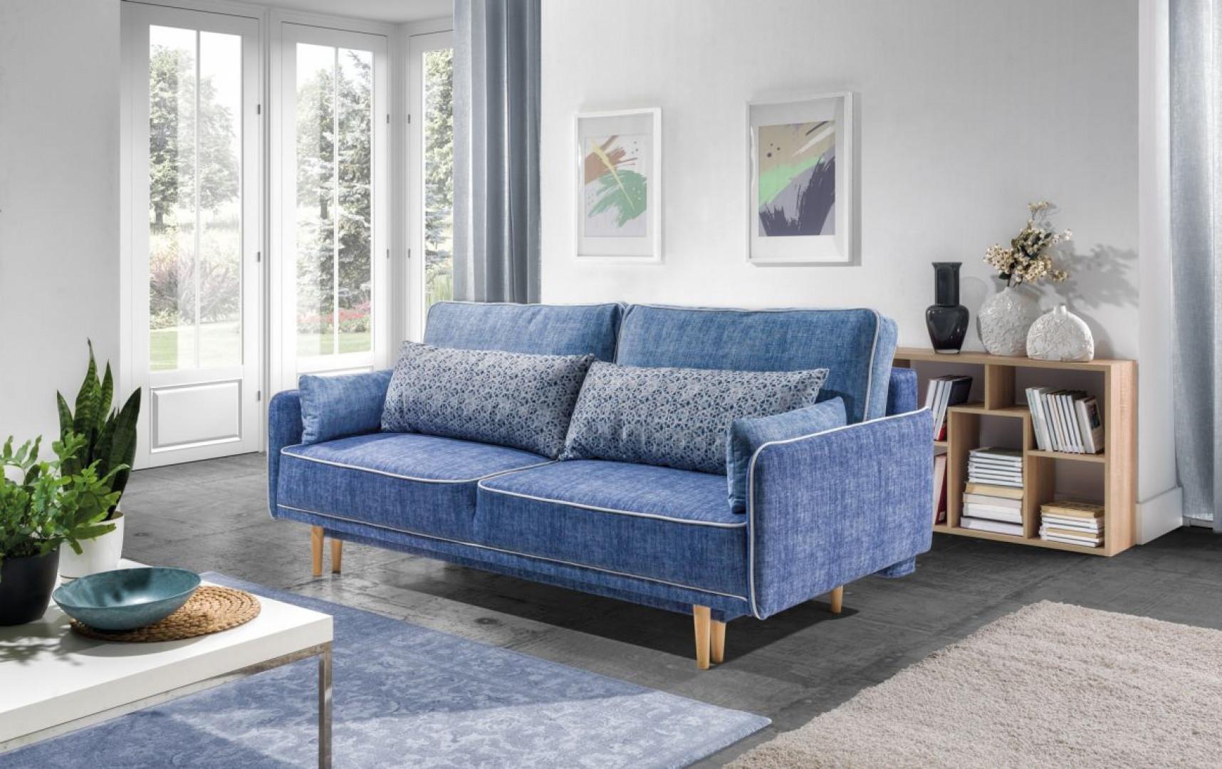Sofa Sinio firmy Stagra. Fot. Stagra