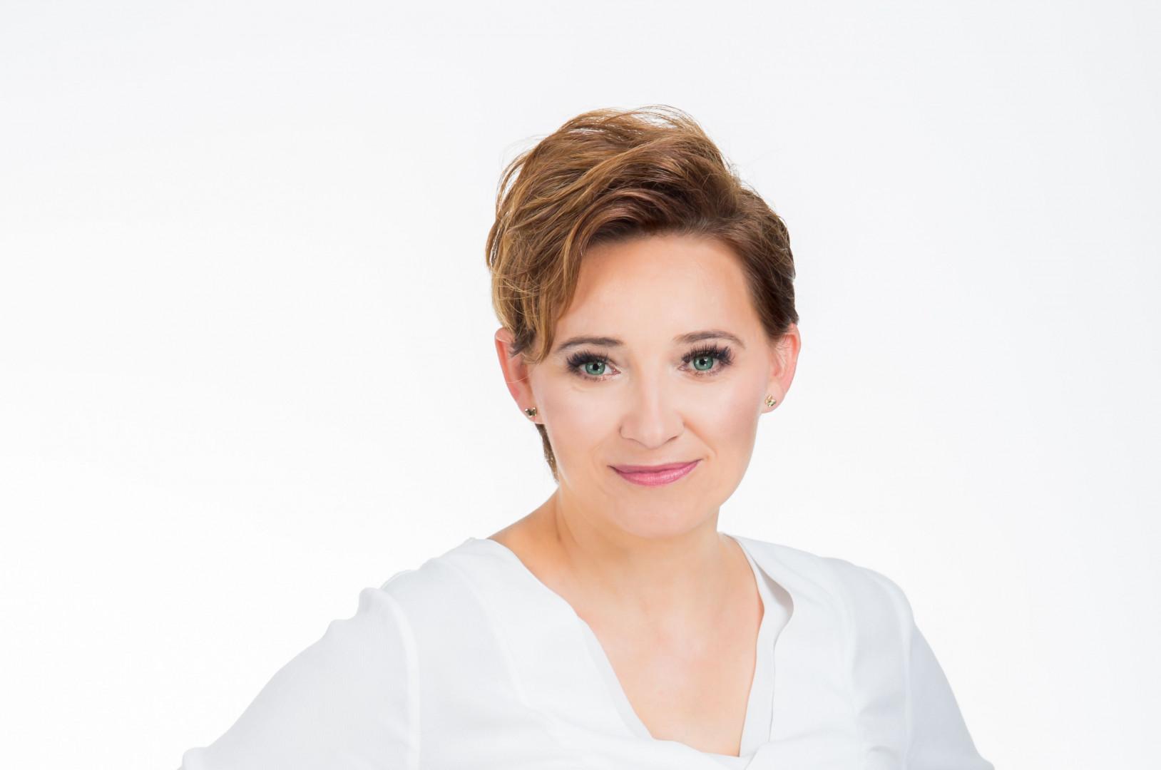 Bożena Datczuk, prezes firmy TOBO