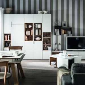 Kolekcja mebli 4 You zapewia dużo miejsca do przechowywania. Fot. Vox