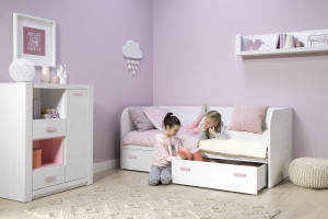 Meble do pokoju dziecięcego - najnowsze trendy