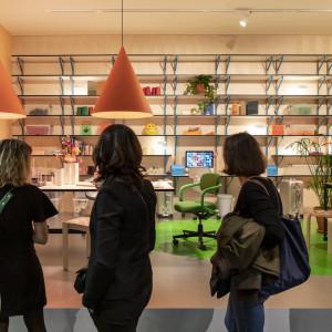 Vitra. Fot. Salone del Mobile, Milano