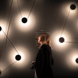 Kundalini (Euroluce). Fot. Salone del Mobile, Milano