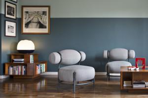 Zobacz meble zaprojektowane przez włoski duet LucidiPevere