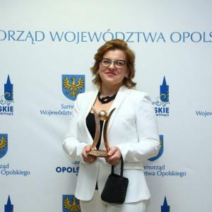 Karina Halupczok, współwłaścicielka firmy Halupczok Kuchnie i Wnętrza. Fot. Halupczok Kuchnie i Wnętrza