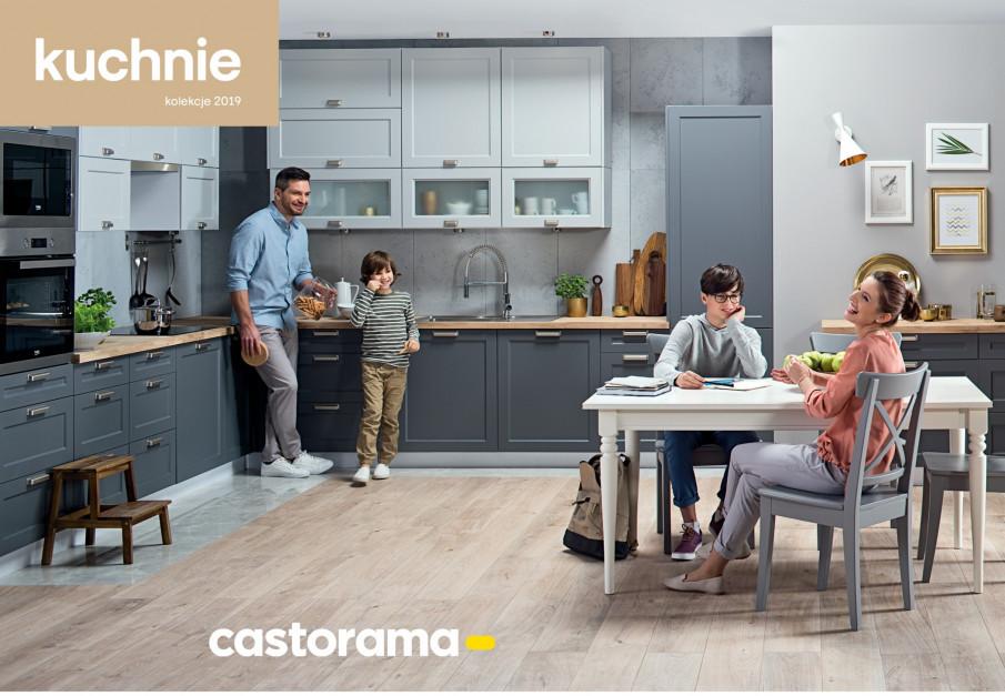 Rynek Mebli Castorama Zaprezentowala Nowy Katalog Mebli Kuchennych Biznesmeblowy Pl
