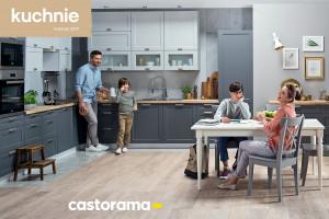 Castorama zaprezentowała nowy katalog mebli kuchennych