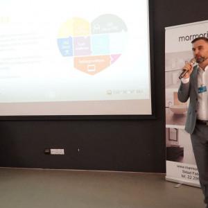 Marek Krzaczkowski z firmy CR SOFT (partner firmy CAD Projekt K&A).