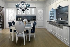 Kuchnia w klimacie glamour - postaw na luksus w dobrym stylu!