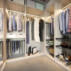 Garderoba SMART, antracyt