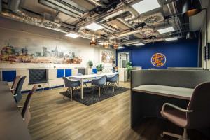 Mobilna przestrzeń biurowa – realizacja Forbis Group