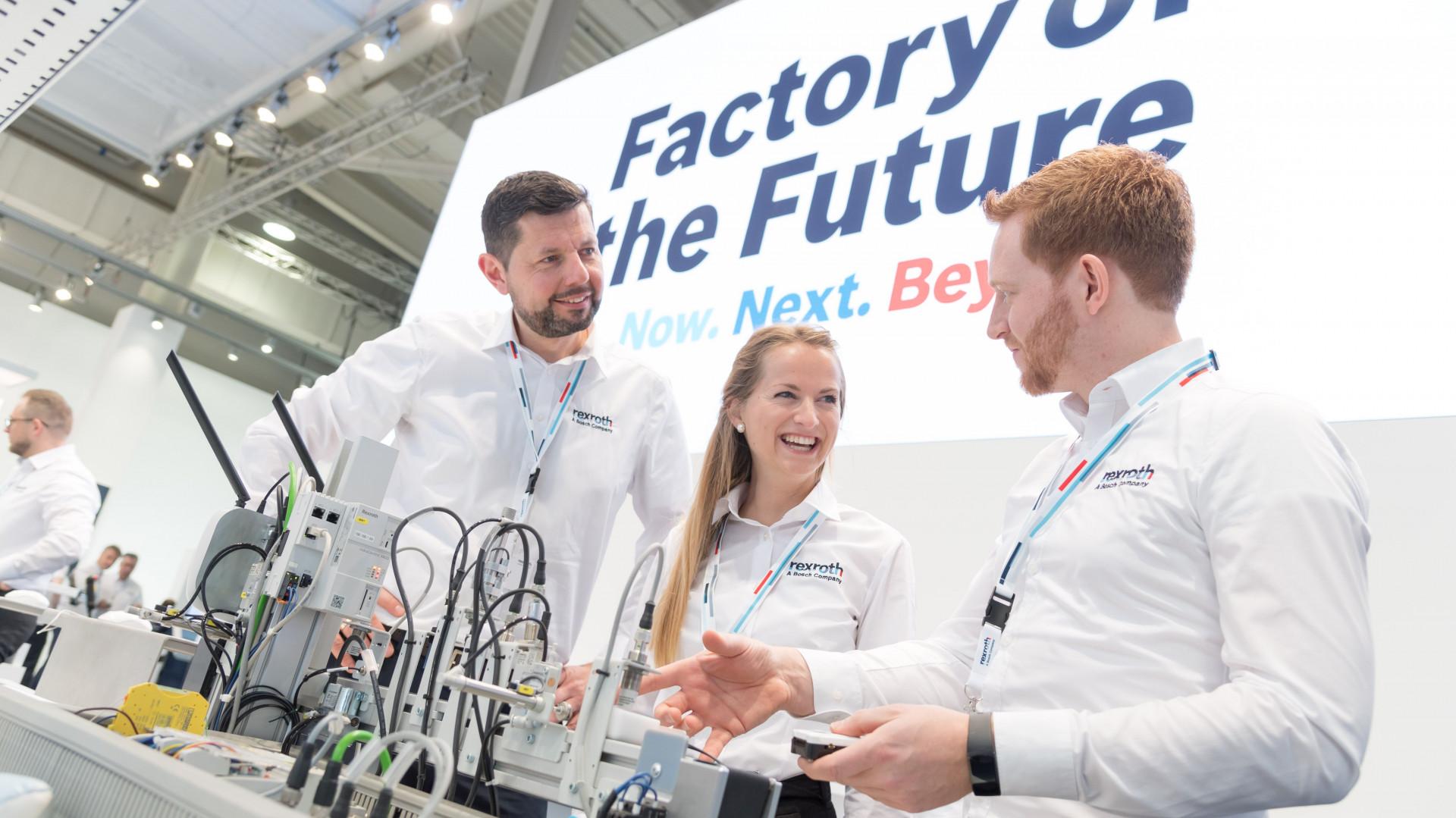 Grupa Bosch stawia na rozwój Przemysłu 4.0