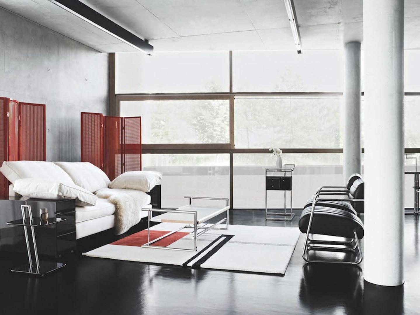 Meble zaprojektowane przez Eileen Gray. Fot. Mood Design/ClassiCon