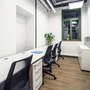 Biuro Lloyd Properties zlokalizowane w warszawskiej Hali Koszyki. Projekt: Forbis Group. Fot. Forbis Group