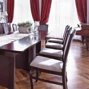 Krzesło Wiktoria. Fot. Mebin