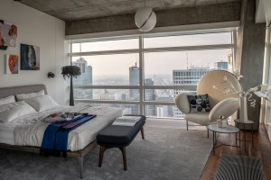 Zobacz wnętrze najnowszego apartamentu na Złotej 44