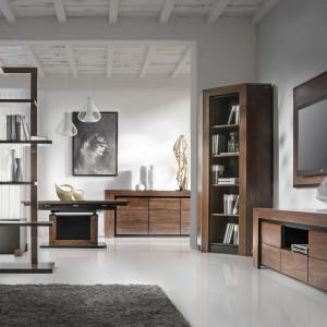 Kolekcja mebli Sempre - idealna do dużego salonu. Fot. Mebin