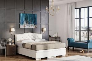Sypialnia w stylu glamour - jakich użyć mebli?