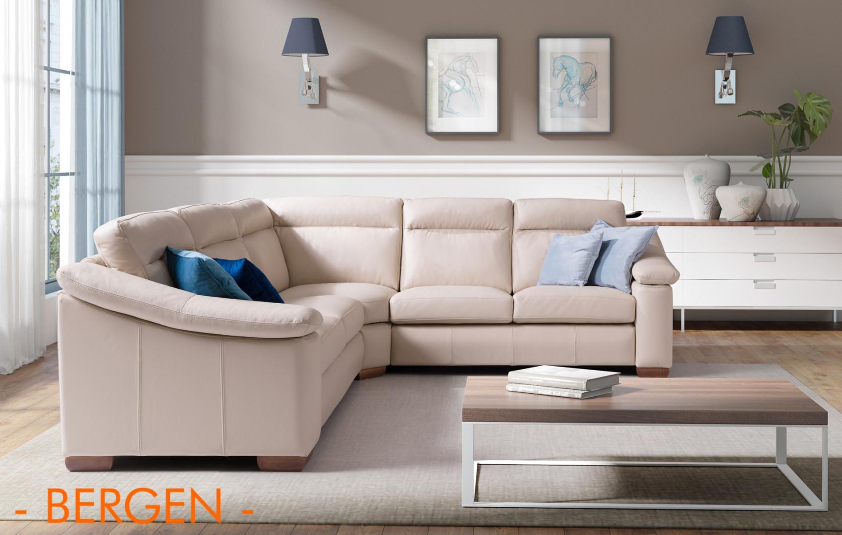 Sofa Bergen. Fot. Wajnert Meble