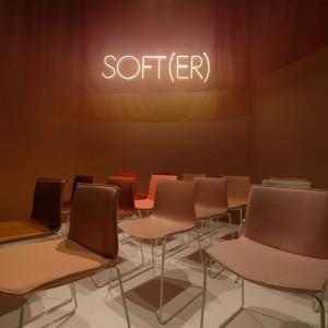 W Mediolanie można było zauważyć wiele nawiązań do idei Bauhausu. Fot. Kodo