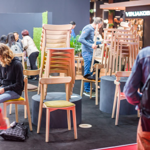 Paged na Salone del Mobile 2019. Fot. Ernest Wińczyk