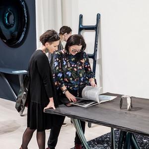Zięta na Salone del Mobile 2019. Fot. Mat. prasowe