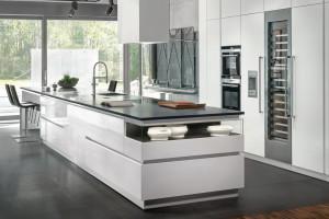 Meble kuchenne - 10 modnych białych modeli