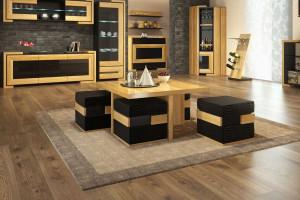 Pufy i stołki – wielofunkcyjne meble do każdego wnętrza
