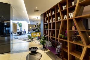 Zobacz przytulne wnętrza Hotelu Mercure Warszawa Grand po modernizacji!