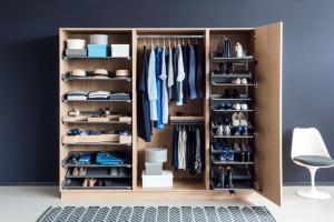 Perfekcyjnie zorganizowana garderoba - oferta akcesoriów