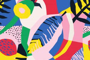 Tkaniny meblowe inspirowane naturą i malarstwem