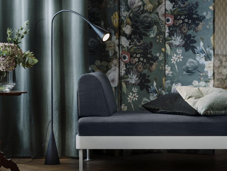 Do skonstruowania ramy łóżka z kolekcji Delaktig (IKEA) wykorzystano aluminium. Fot. Hydro Extrusion Poland