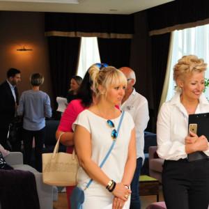 Firma Puszman 23 maja br. w Hotelu Amber w Oleśnicy organizuje II edycję targów wewnętrznych.Fot. Puszman