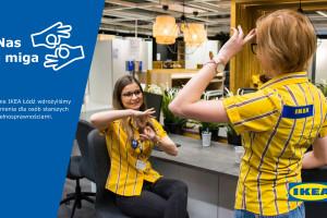 IKEA chce ułatwić zakupy osobom niepełnosprawnym