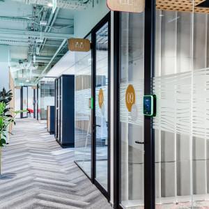 Biuro firmy Ceetrus. Realizacja Studio Workplace Solutions