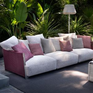 Sofa ogrodowa. Fot. Flexform/Studio Forma 96
