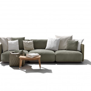 Sofa ogrodowa Eddy. Fot. Flexform/Studio Forma 96