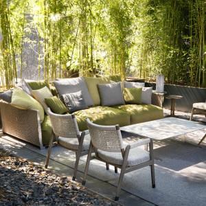 Sofa ogrodowa Vulcano. Fot. Flexform/Studio Forma 96