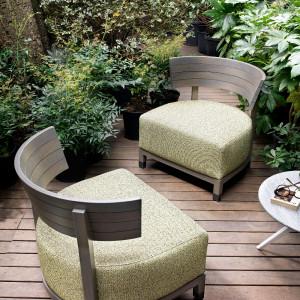 Fotel ogrodowy Thomas. Fot. Flexform/Studio Forma 96