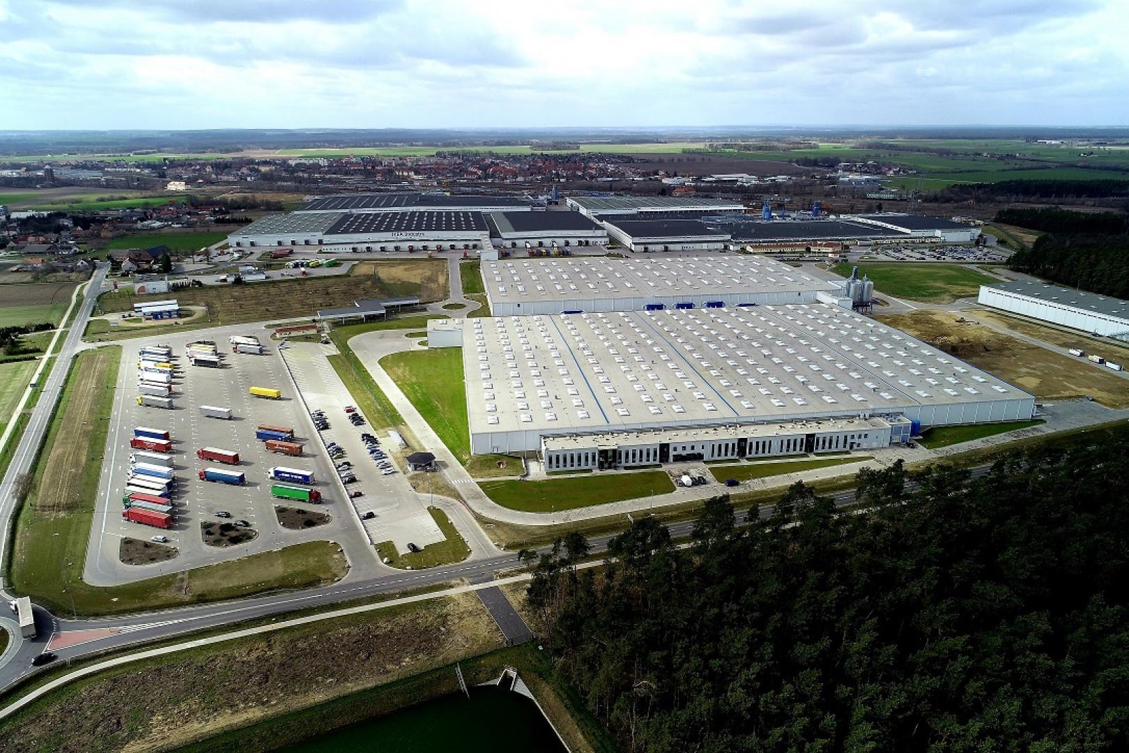 Fabryka IKEA Industry w Zbąszynku. Fot. IKEA