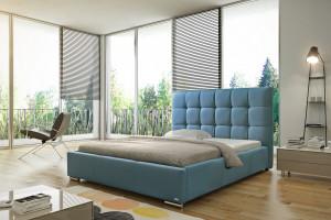 Sypialnia w chłodnych kolorach - wybór nie tylko dla minimalistów