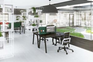 Wiosenne przemeblowanie, czyli jak odświeżyć biurowe przestrzenie?