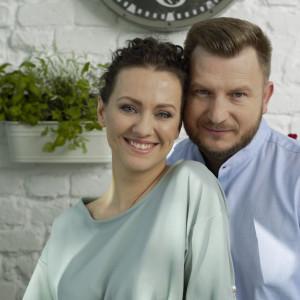 Wystąpienie gości specjalnych Mirelli i Marcina Kępczyńskich, prowadzących program