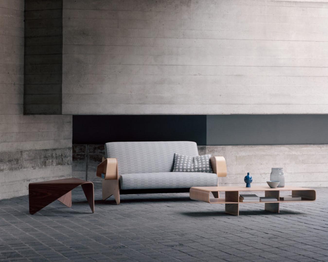 Sofa zaprojektowana przez Marcela Breura w 1936 roku. Producent: Isokon. Fot. Isokon