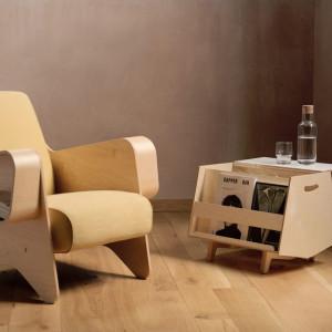 Fotel zaprojektowany przez Marcela Breuera w 1936 roku. Producent: Isokon. Fot. Isokon