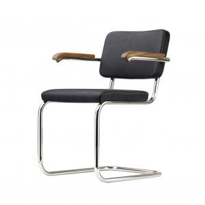 Fotel S64 (1929). Projekt: Marcel Breuer. Producent: Thonet. Fot. Thonet