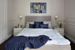 Trendy w aranżacji sypialni - personalizacja i kolory