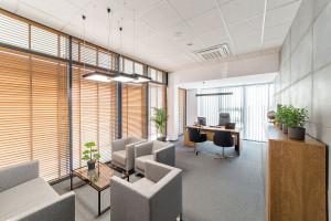 Funkcjonalność, design i... oświetlenie - zobacz realizację nowoczesnego biura