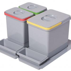 Segregator na odpady firmy Amix. Fot. Amix