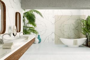 Blat do salonu kąpielowego - propozycje rozwiązań