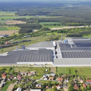 IKEA dba o rozwiązania ekologiczne w swoich fabrykach. Fot. IKEA